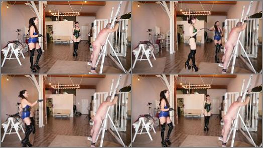 Stella Liberty  Whipping On The Cross with Andrea Untamed  preview