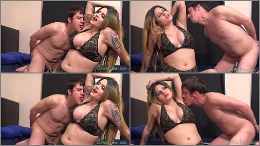 Torture Time  Miss Ropers Locked Up Sweat Rag  Featuring Raquel Roper  preview