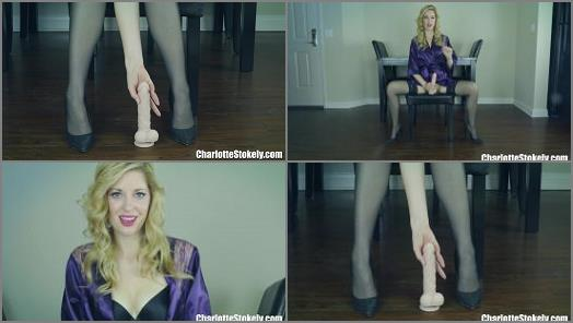 Charlotte Stokely  Dildo Deception  preview