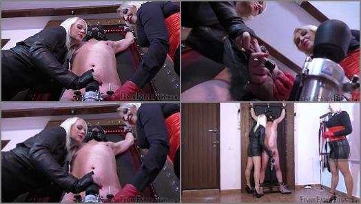 Femme Fatale Films  Throbbing  Super HD  Part 2   Divine Mistress Heather and Mistress Johanna  preview