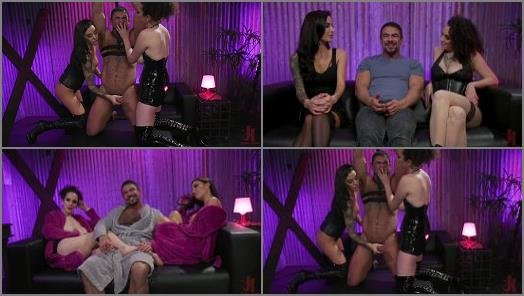 Filthy Femdom  Man Training Gia Dimarco and Mistress Blunt Dominate Clueless Man   Gia DiMarco Mistress Blunt and Draven Navarro preview