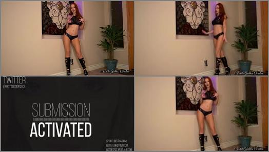 Goddess Christina  Submission ACTIVATED  preview