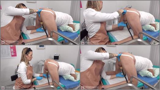 Venus 2000 –  Private Patient – Anal Exam – Part 6