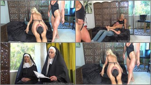 Sydneys Elite Sirens  SINISTER SISTERS SYDNEY  NADIA AT IT AGAIN   Mistress Nadia and Sydney Thunder preview