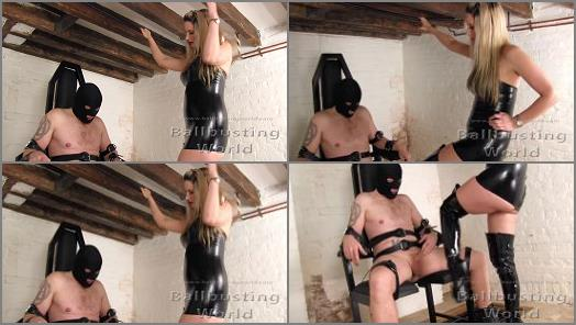 Ballbusting World  The Torture Chair   Nikki Whiplash  preview