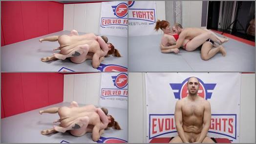 Evolved Fights  Lauren Phillips vs Indiana Bones  preview