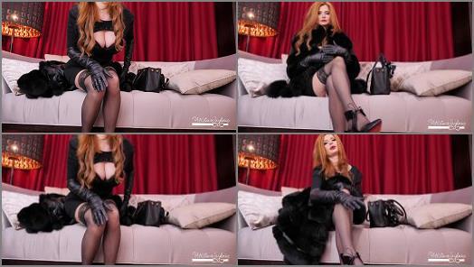 Financial Domination –  Goddess Anna – Spoil your Goddess in fur