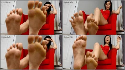 Goddess Bella  Foot Loser Orgasm Denial preview