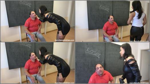 Female Domination –  Merciless Dominas – School Rules –  Lady G and Mistress Mera