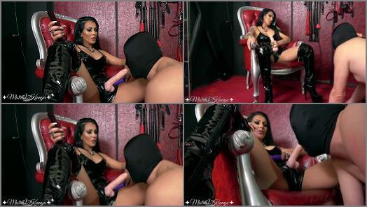 Mistress Kennya  A wet bitch to take My dicks  preview
