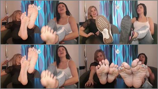 Foot smelling – T.E.A Society – A Smelly, Sweaty Feet JOI