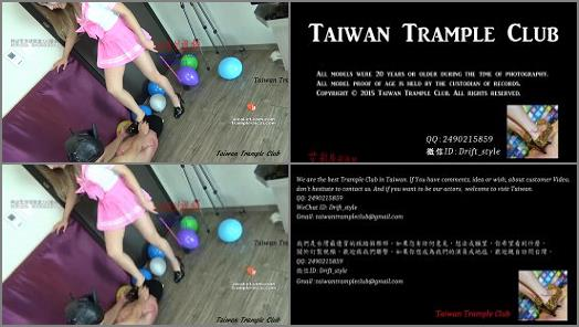 Taiwan Trample Club  My pleasure your fear  preview