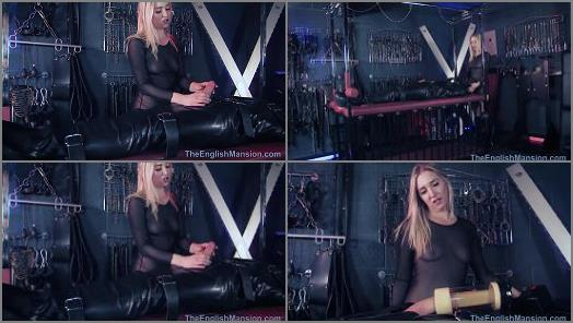The English Mansion  Milking Machine Rebreathe  Part 1   Mistress Sidonia  preview