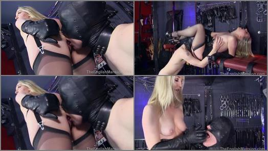 The English Mansion  Remote Controlled Tongue  Complete Film   Mistress Sidonia  preview