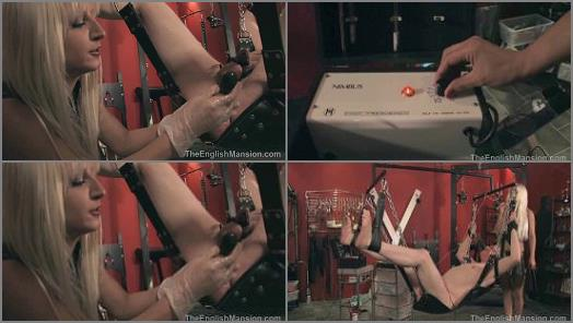 The English Mansion  Vixens Shocking Spree  Complete Film   Mistress Vixen  preview