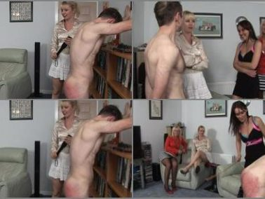 Spanking F/m - Vixen Ladies – Making Him Squirm