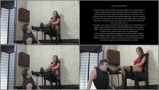 CRUEL MISTRESSES  Mistress Amanda  Amanda Is Not Sure preview
