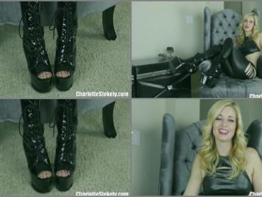 Femdom -  Charlotte Stokely – Yet Here We Are
