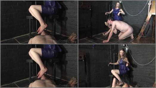 Femme Fatale Films  Hot and Sweaty Toes  Complete Film   Ms Nikki  preview