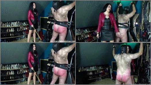 Classic Caning –  Merciless Dominas – Confession And Penance –  Domina Jemma