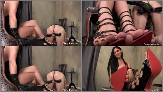 Obey Melanie  Feet of a Dominant Female  preview