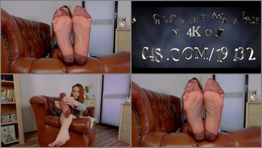 Polish Mistress  Smell Stockings Of Helena preview