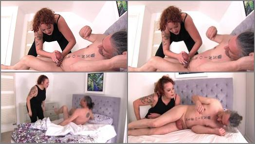 Ballbusting World  Ballbusted Intruder   Cruella  preview
