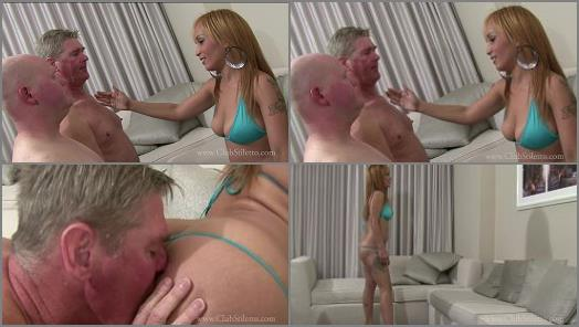 Club Stiletto FemDom  Face Slapping Contest   Mistress Renee  preview