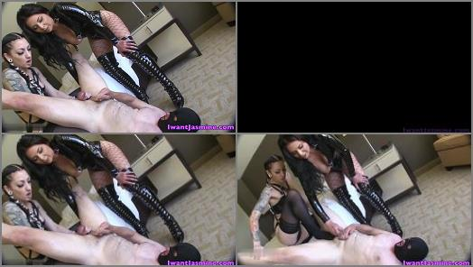 Jasmine Mendez  Cum eating gone Bad   Cybill Troy  preview