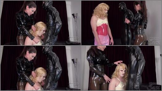 Mistress Susi  Forced bi with a big cock for Slut Candy  preview