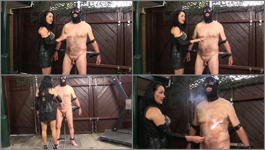 Sado Ladies  And It Burns Burns Burns Starring Lady Pascal  preview