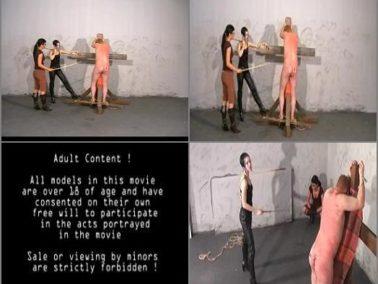 Brutal - Cruel Amazons – No Escape -  Mistress Suzy and Black Lady
