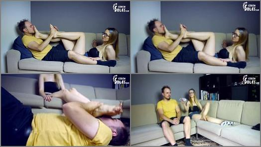 Czech Soles  Instructional video on how to use a footboy  preview