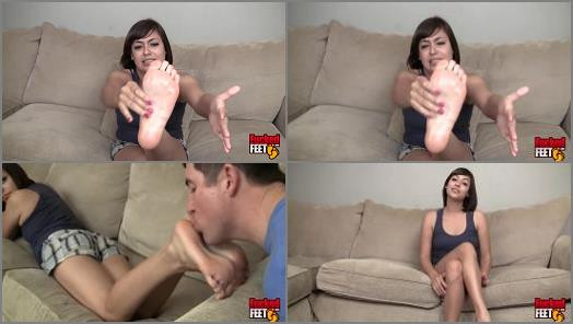 Fucked Feet  Anais Jolies Perfectly Shaped Wide Feet  preview