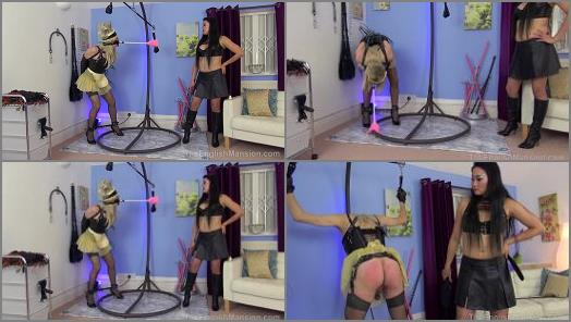 The English Mansion  Maid Trials and Tribulations  Part 2   Mistress Amrita  preview