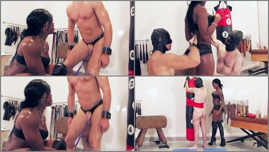 The English Mansion  Mistress Kianas Workout  Complete Movie   Mistress Kiana  preview