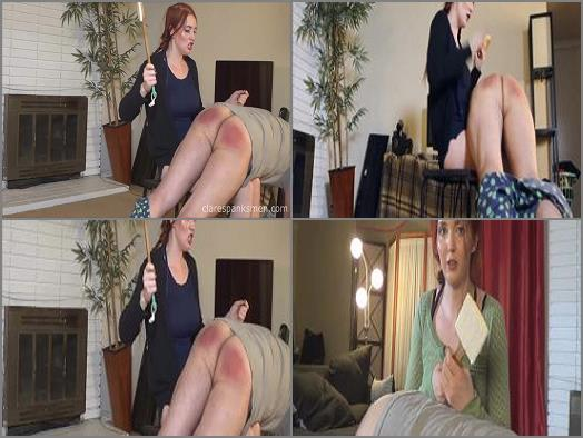Clare Spanks Men  Husband Spanked For Porn  preview