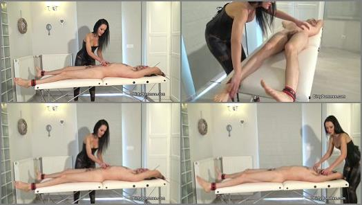 Dirty Dommes  Tickle torment academy part 2   Fetish Liza  preview