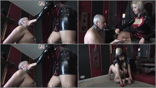 Femme Fatale Films  Out Of The Box  Complete Film   Mistress Johanna  preview