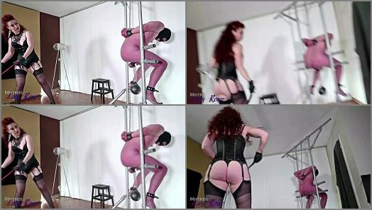 Mistress Lady Renee  Ball Weighted Whipping  preview