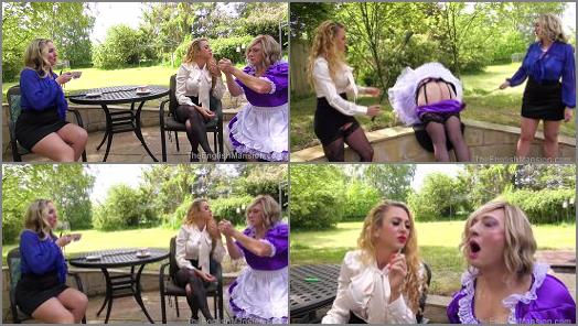 The English Mansion  Displayed Maid  Part 2   Miss Suzanna Maxwell  preview