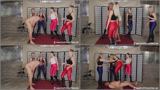 Brat Princess 2  BP  Mr Higgins takes a Beating from Brats  preview