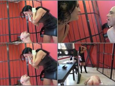 Leather Goddess - DANGEROUS GIRLS –  DIREKT INS MAUL GEKOTZT (MISTRESS DOMI EXTREME HUMILIATION)