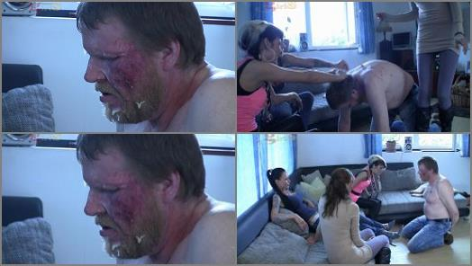 DANGEROUS GIRLS  FACEBUSTING UND SPITTING SESSION  preview