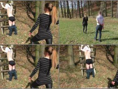Online - Lady Krasaviza – Er hat Rücken