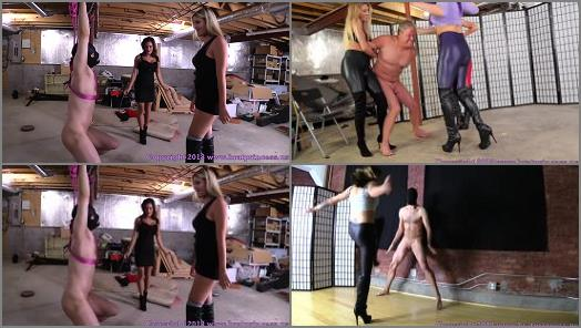 Female Domination - Brat Princess 2 – BP – Best of 2018 Ball Busting
