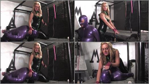 Femme Fatale Films  Ecstasy In Latex  Complete Film   Mistress Athena  preview