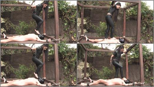 Femme Fatale Films  Tangent Trample  Complete Film   Goddess Tangent  preview