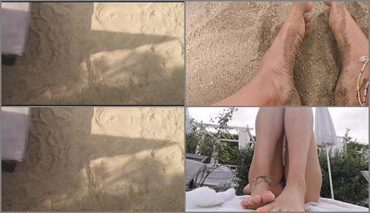 Goddess Natalie starring in video A loser for my feet of Goddess Natalie studio  preview