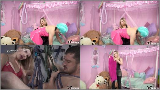 Ashley Fires  Fluffy starring in video Ashley Fires And Her Big Nanny Mixup  Part 1 of Torture Time studio preview